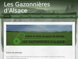 Alsace Gazon - Gazon de placage