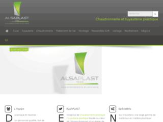 Alsaplast, spécialiste en chaudronnerie et tuyauterie plastique en Alsace