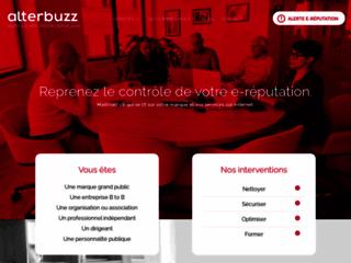 Alterbuzz, l'agence spécialiste en gestion d'e-réputation