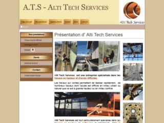 Détails : A.T.S  Travaux d'accès difficiles ou acrobatique et élagage