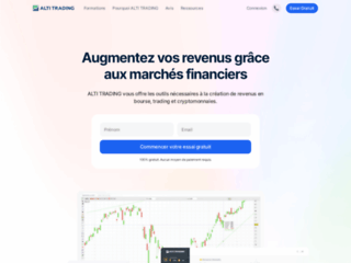 Comment faire du trading - Formation bourse