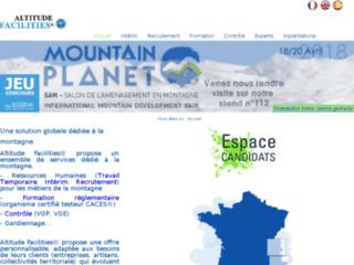 Détails : Travail temporaire et formations dans les métiers de la montagne