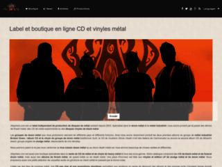 Détails : Altsphere Production - Boutique métal cd et vinyles
