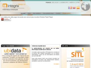 Détails : ALW@YS-ON la solution de géolocalisation d'Ixdata