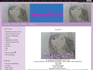 Amand'actu