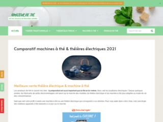 Amateurdethe.info : le guide des machines à thé & théières électriques