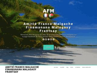Détails : Amitié Franco Malgache