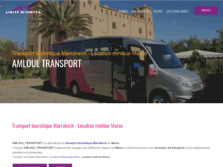 Location minibus Marrakech