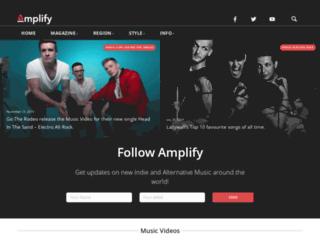 Détails : Amplify