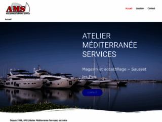 Détails : AMS Marine