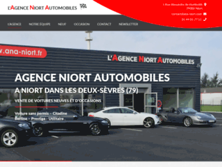 Agence Niort Automobiles