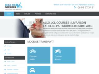 Détails : Livraison rapide par un coursier sur paris - Course à course