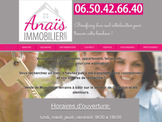 Anaïs Immobilier