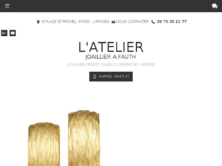 L'atelier-joaillerie a. Fauth