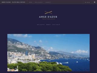 Agence immobilière de luxe sur la Côte d'Azur