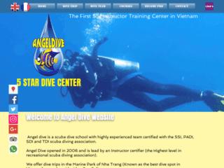 Détails : Angel Dive