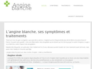 Angine Blanche - Symptômes, traitements durée et transmissions