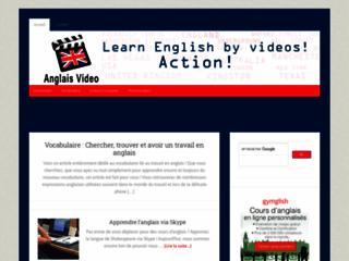 Détails : Apprendre l'anglais en vidéo