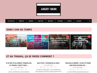 Angry Mum, le blog de référence au service de la gent féminine