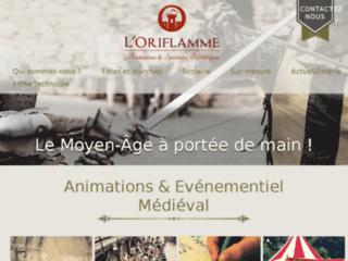 L'Oriflamme: animation et spectacles médiévaux clés en main !