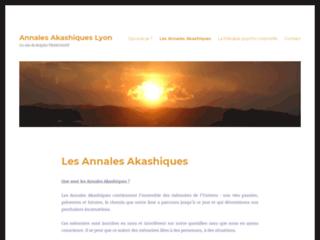Annales Akashiques Lyon