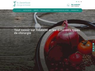 Détails : Anne Dandrifosse, chirurgien de l'obésité