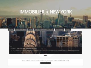 Détails : Annelauretouchard.fr : achat immobilier à new-york