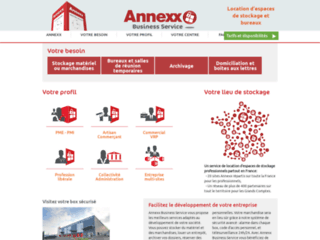 Détails : Annex Business Service