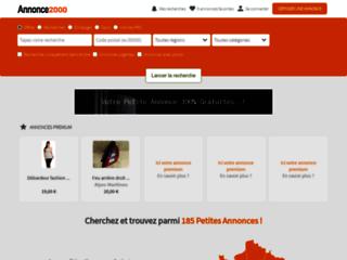 Petites annonces gratuites - Déposez gratuitement votre petite annonce sur Annonce 2000