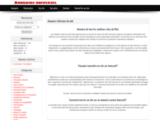 Annuaire internet