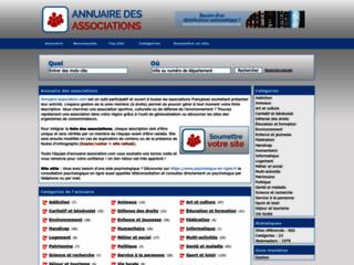 Détails : Outil pour la recherche d'associations