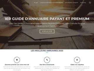 Annuaire-payant.com, le guide parfait pour découvrir les meilleurs annuaires web payants