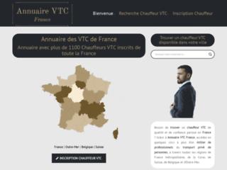 Détails : Annuaire VTC France
