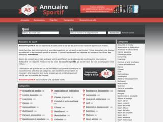 Détails : annuairesportif.fr