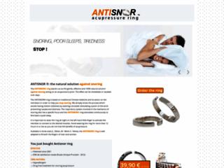 Détails : Anti ronflement