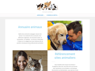 Annuaire Animaux