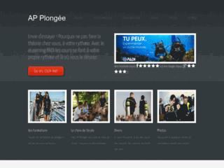 Détails : AP Plongée PARIS
