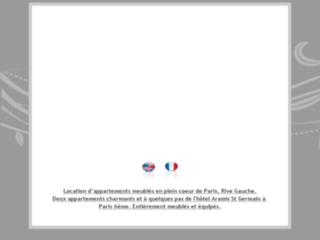 Détails : Location d'appartement à la Rive Gauche Paris 6