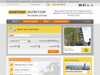 Détails : Apartment district