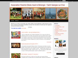 Association Parents Elèves Assé le Bérenger - Sint Georges sur Erve