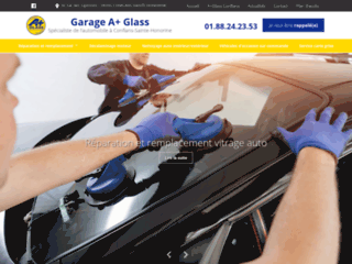 Détails : À+ Glass