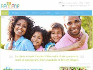 APMFAF, association de conseil conjugal en Martinique