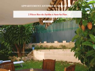 Détails : Appartement Antibes