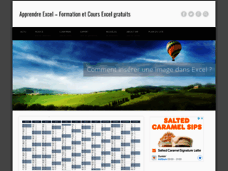 Détails : Apprendre Excel - Cours Excel gratuits