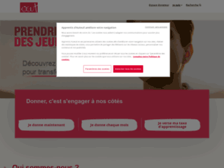Apprentis d'Auteuil – Défiscalisation des dons