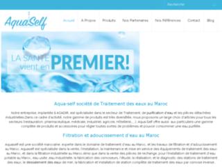 Traitement d'eau Maroc