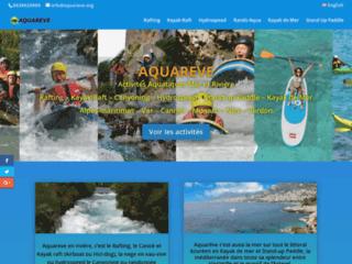 La pratique des activités nautiques avec Aquareve