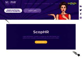 Aragon-eRH, logiciel RH, SIRH 2 en 1