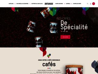 Araku : café bio issu du commerce équitable