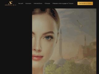 Détails : Redessinez votre silhouette en Turquie